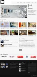 architecture, project management, international clients